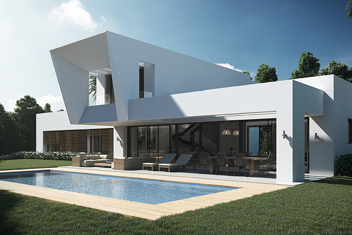 Benahavis villas Azure