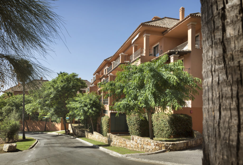 Benahavis apartments Monte Halcones