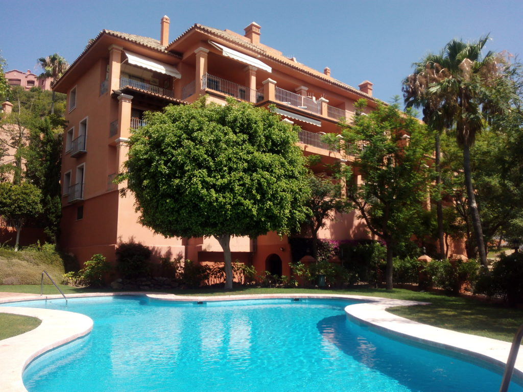 Benahavis appartementen Monte Halcones