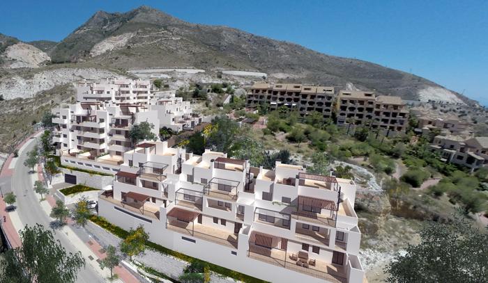 Benalmadena apartments Horizonte