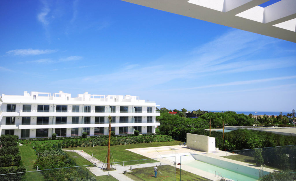 Estepona apartments Belaire