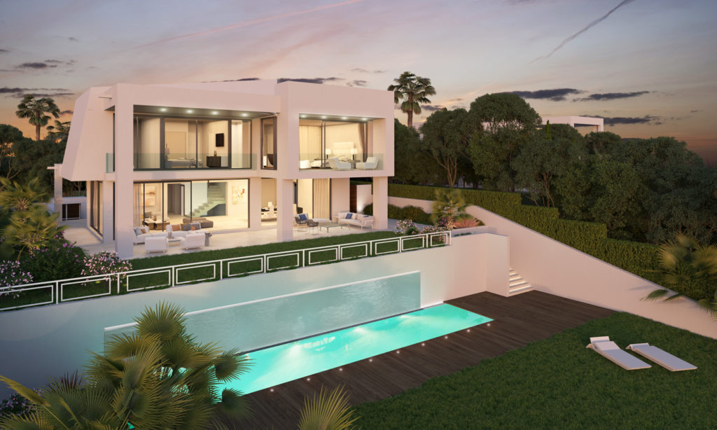 Marbella villas Icon