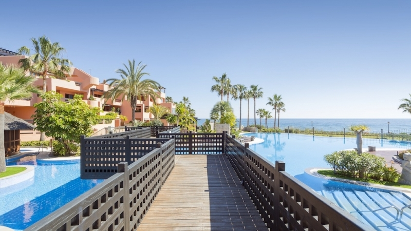 Appartements Mar Azul Estepona
