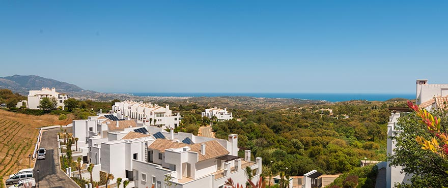 Elviria appartementen Floresta Sur
