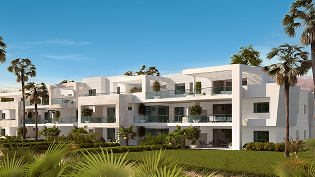 Casares appartements Quabit Golf