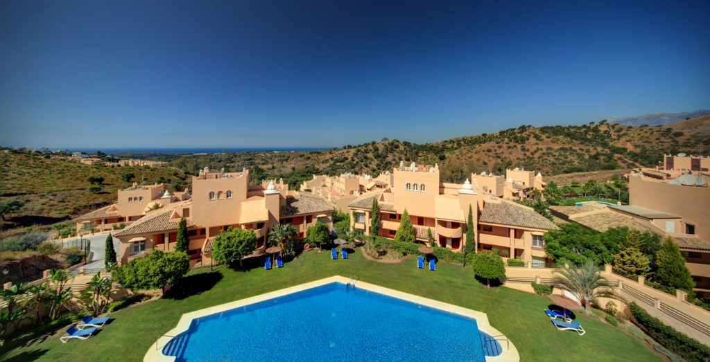 Elviria appartements Santa Maria Village