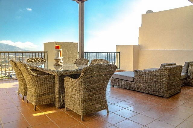 La Cala appartements Hills Club