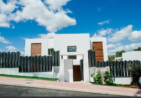 Nueva Andalucia villas Los Olivos