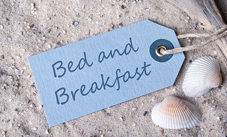 starting a bed and breakfast in spain