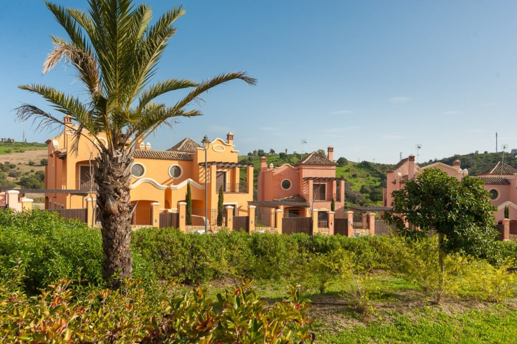 Estepona villas Golf