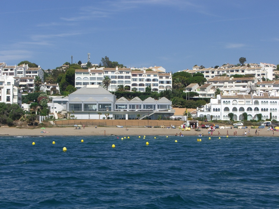 Beach Club with Spa center for sale