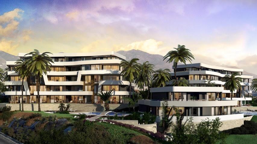 Mijas Costa apartments Aria