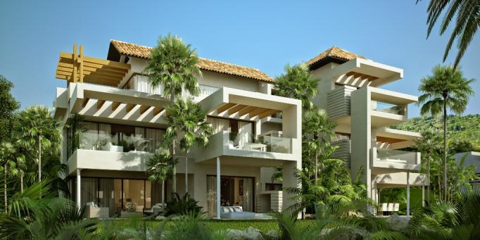 Benahavis apartments Marbella Club Hills