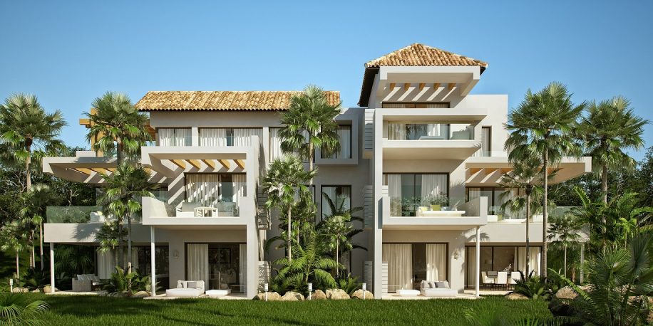 Benahavis appartementen Marbella Club Hills