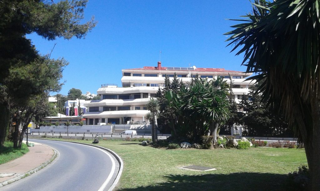 Puerto Banus Apartment Complex For Sale