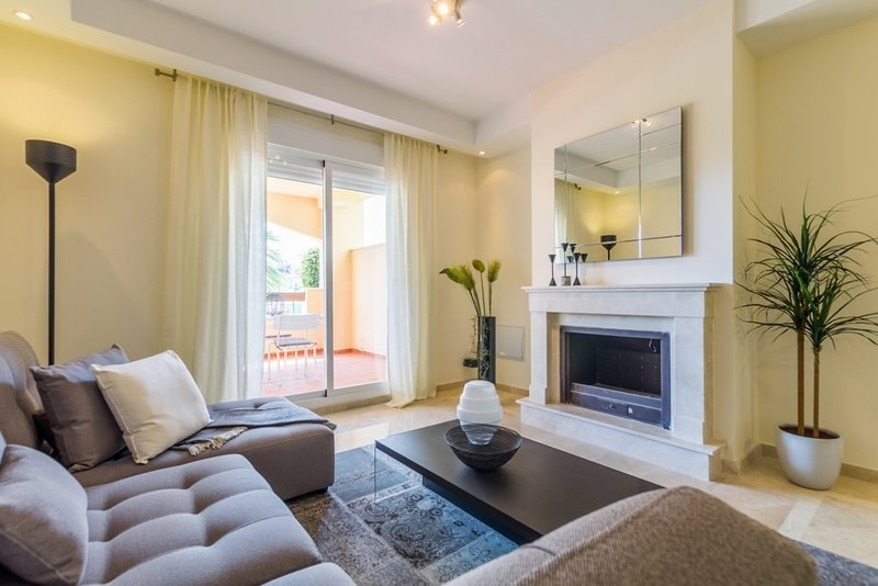 The Living Room Aloha Marbella