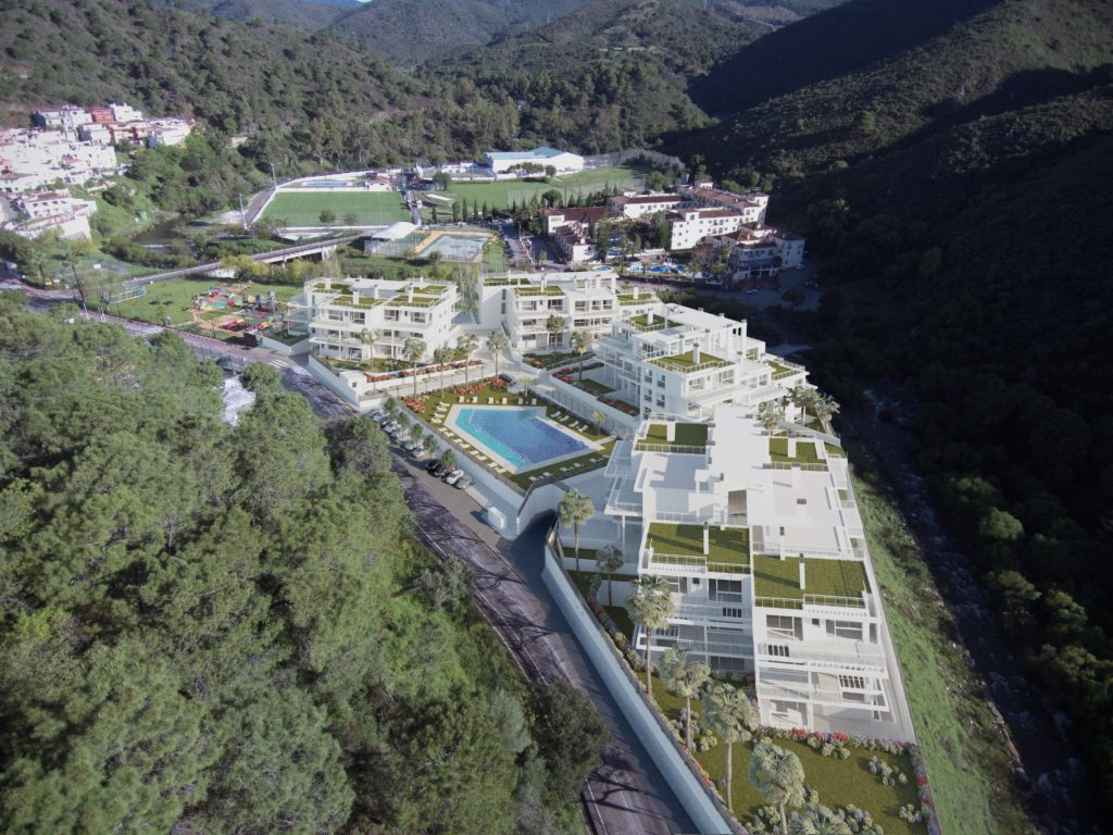 Benahavis appartementen Riverside