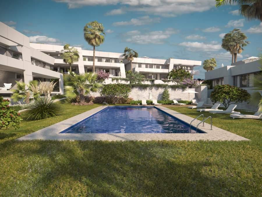 Marbella huizen La Finca