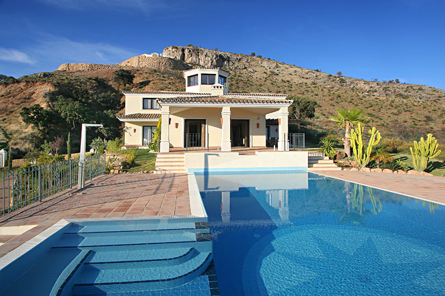 Villa Marbella Club Golf Benahavis