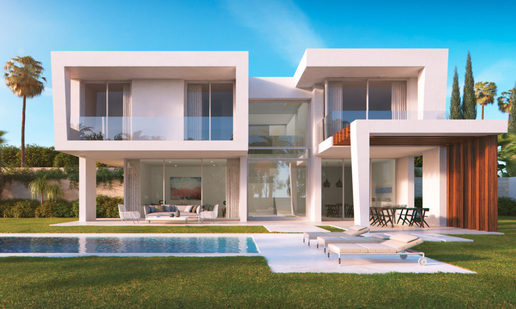 Marbella villas Icon The Residences