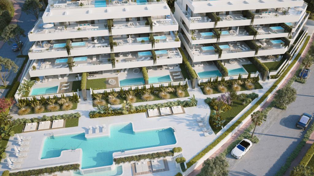 Estepona appartementen Campanario Hills
