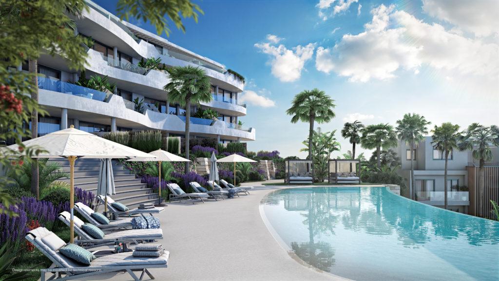 Benalmadena appartement Higueron West