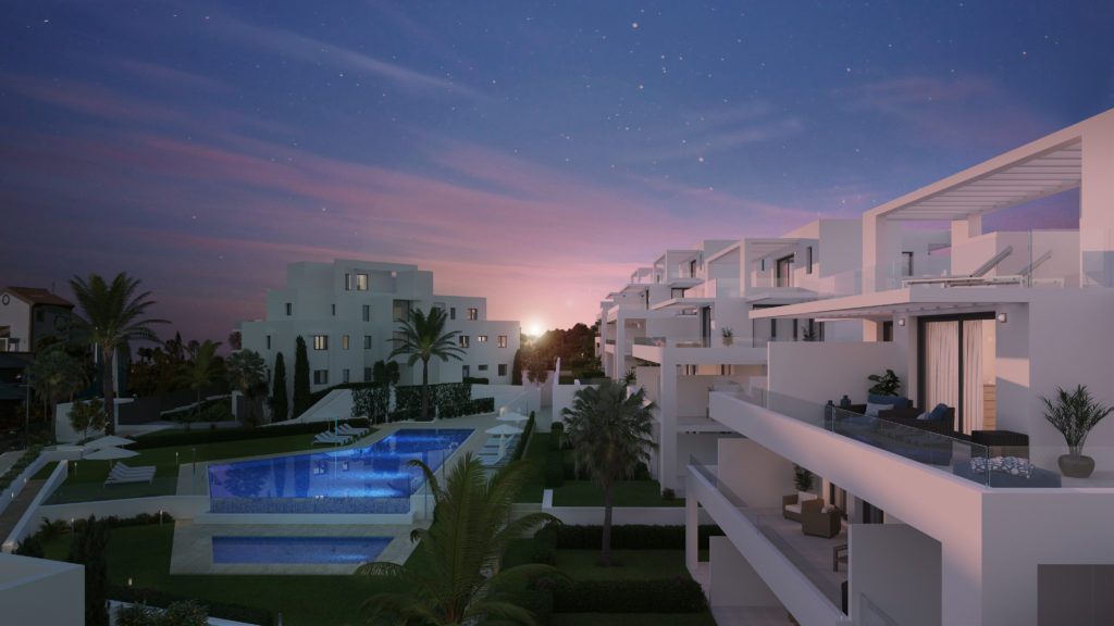 Appartements Cortijo del Golf estepona