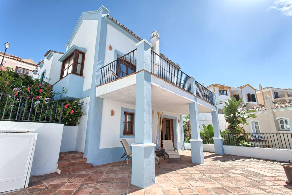 Benahavis house La Heredia de Monte Mayor