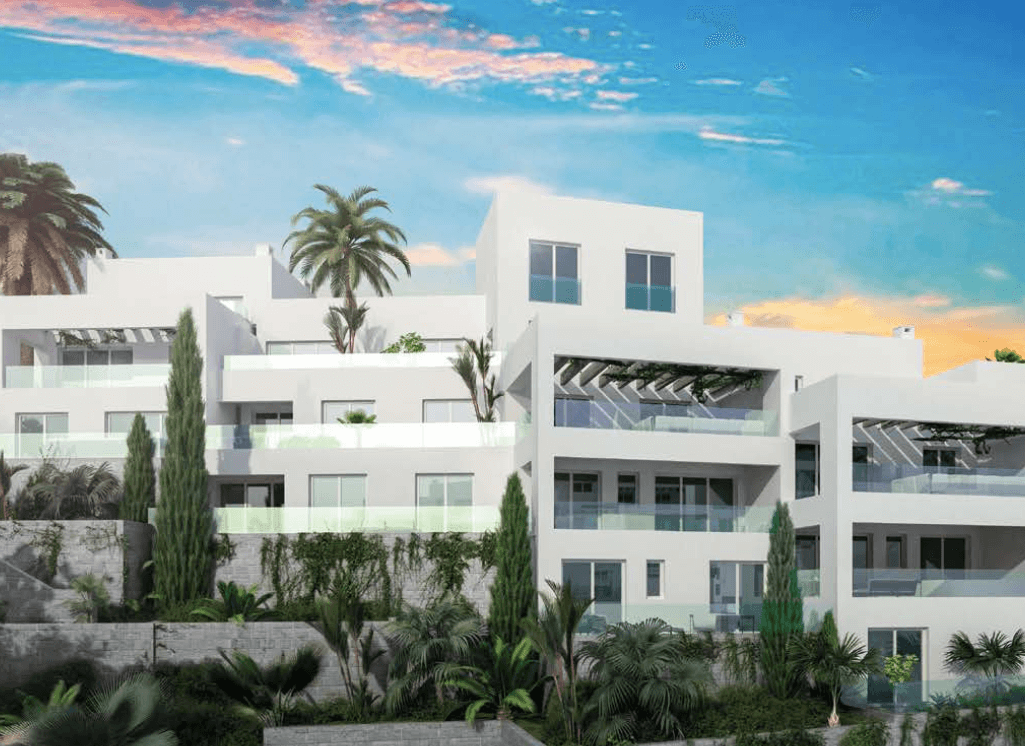 Marbella apartments Elements from €195.000,- | Andaluza ...