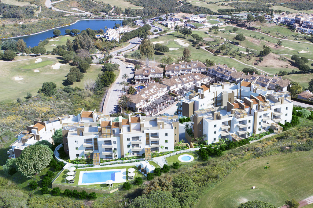La Cala apartments Grand View