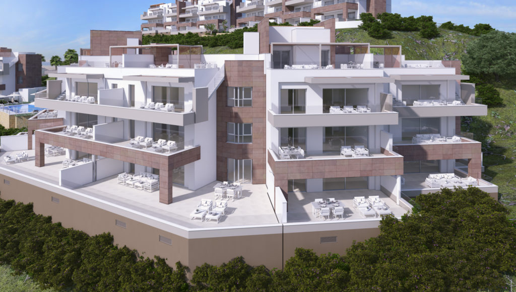 La Cala appartementen Grand View