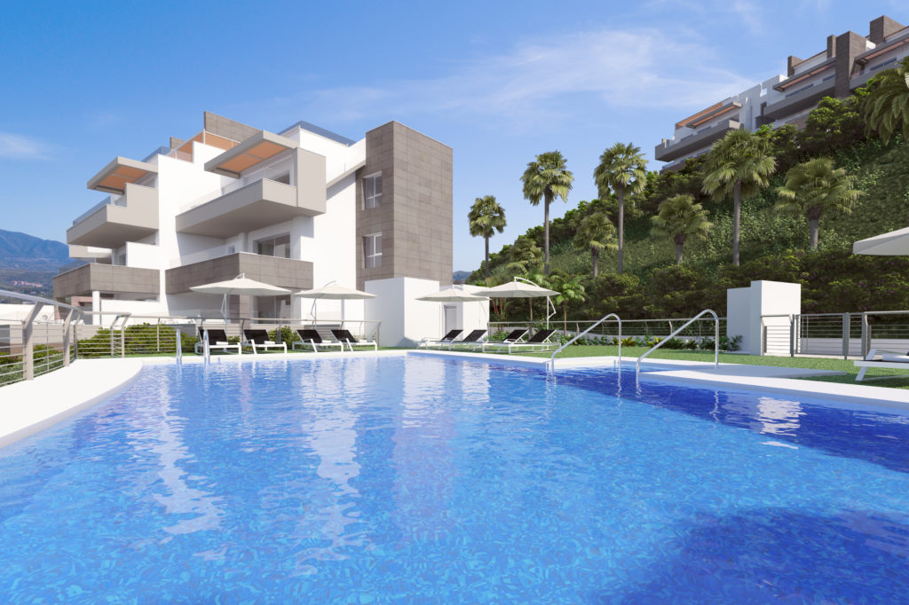 La Cala appartements Grand View