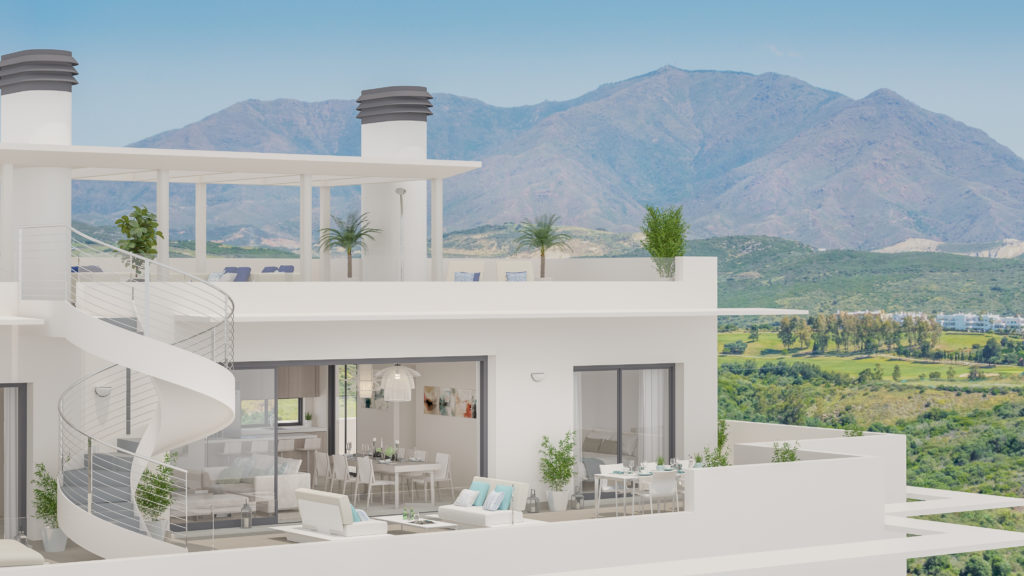 Casares appartements Seaviews