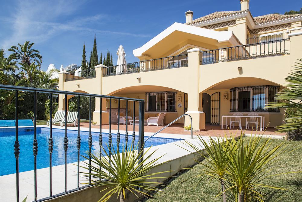 Benahavis villa La Quinta Golf