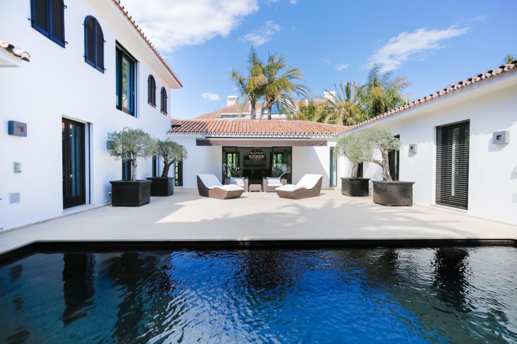 Marbella villa Singita