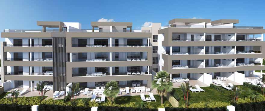 Puerto Banus appartementen Royal Banus