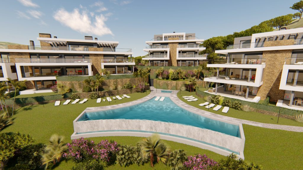 Estepona apartments Agora