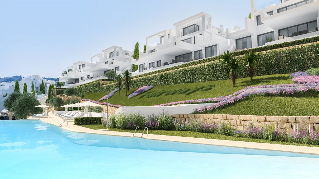 La Cala Golf appartementen Fairways