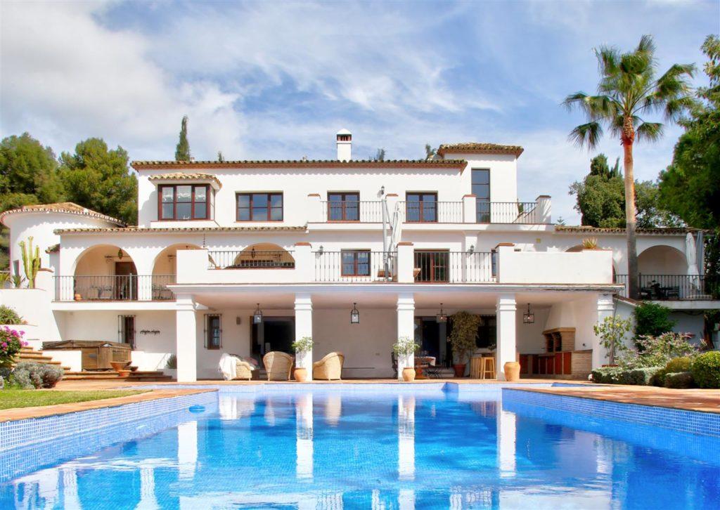 Marbella villa La Carolina