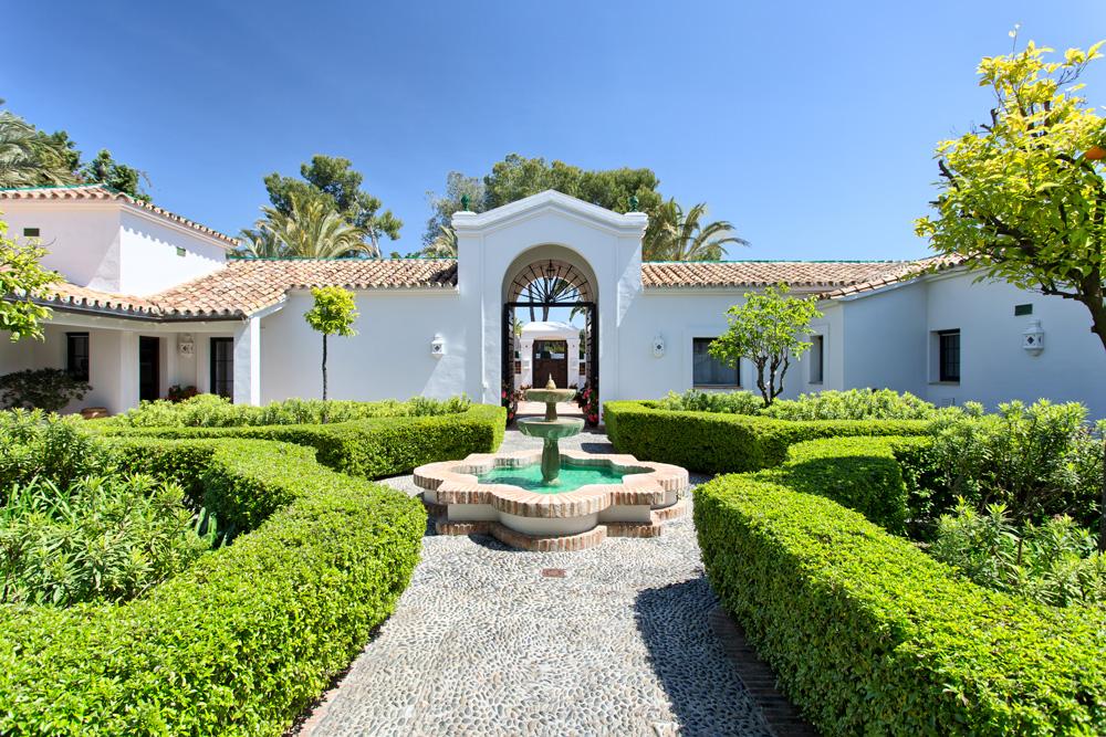 San Pedro villa Guadalmina Baja