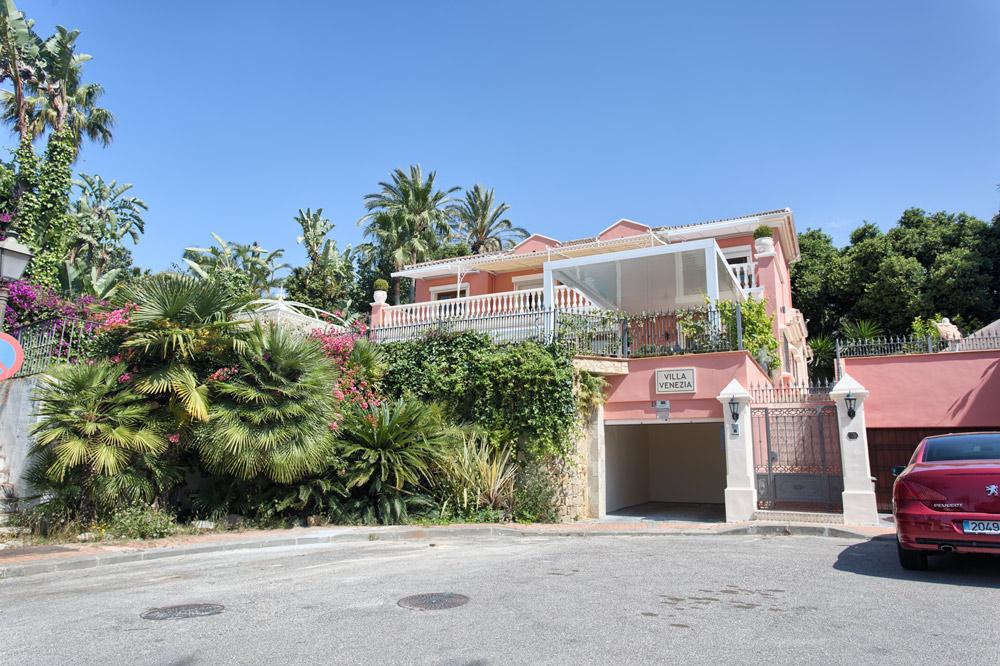 Marbella villa Venezia