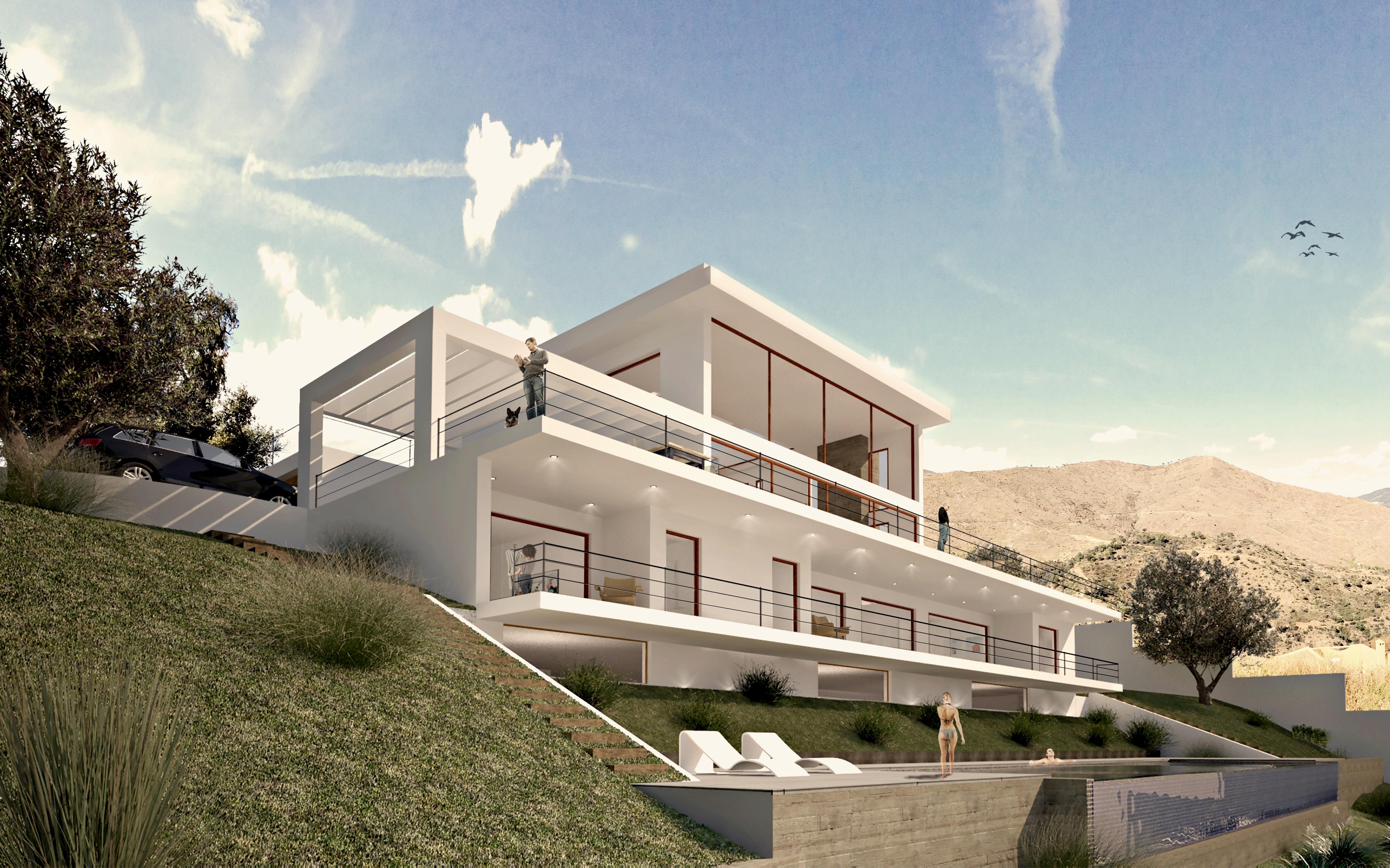 Elviria villa 14