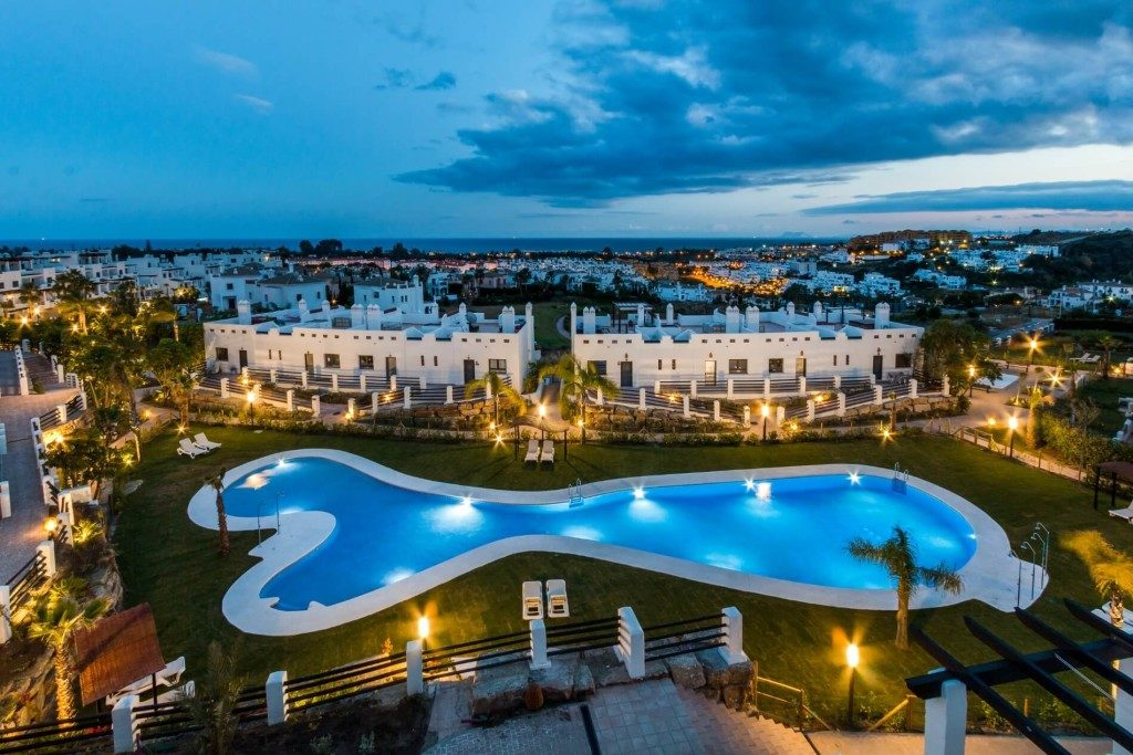 Estepona appartements Sunset Golf