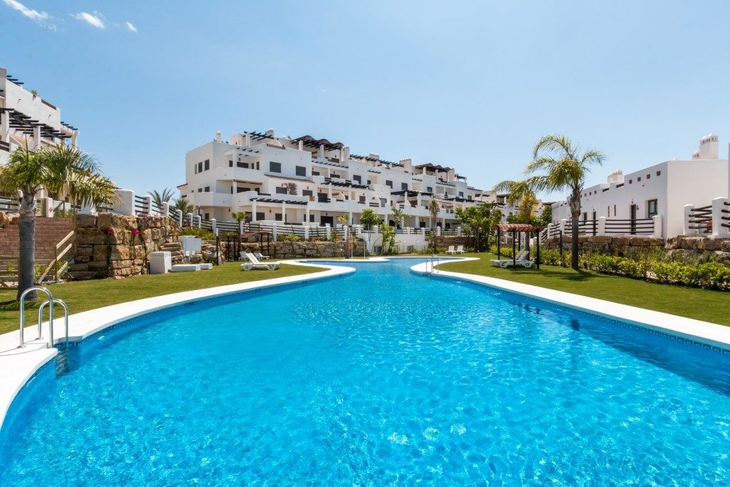 Estepona appartementen Sunset Golf