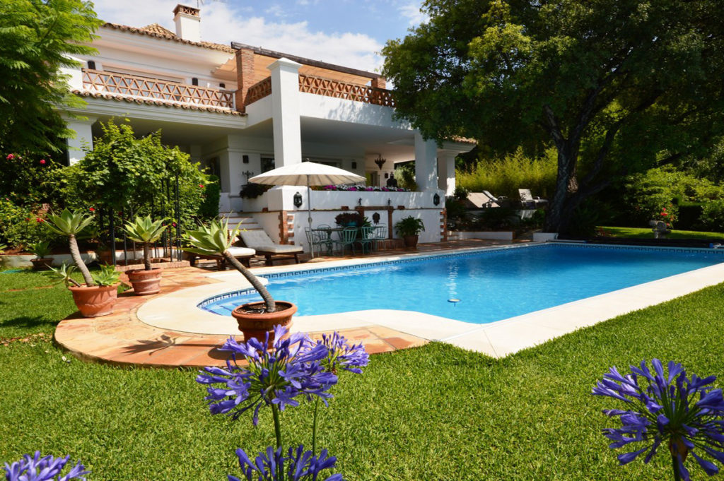 Marbella villa Royal Heights