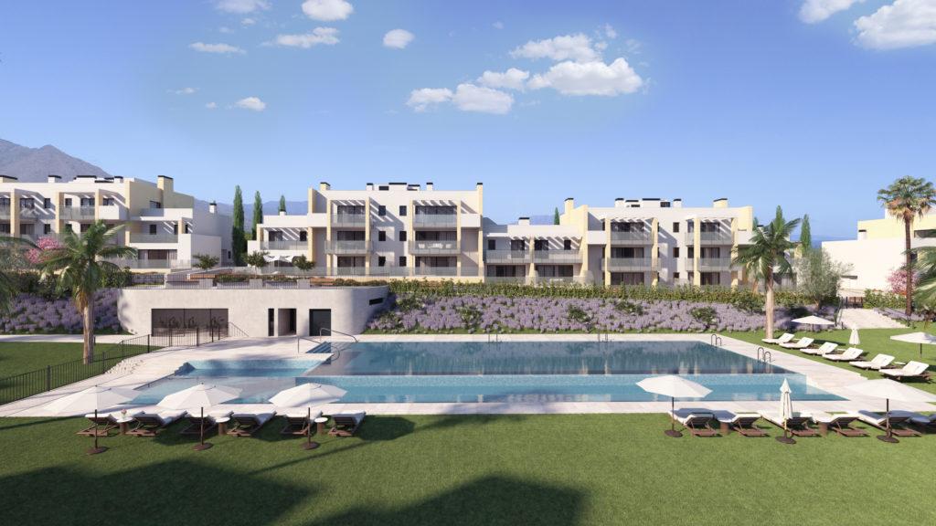 Casares apartments