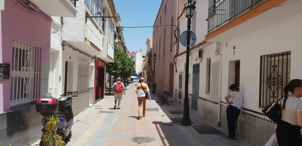 Fuengirola center house for sale