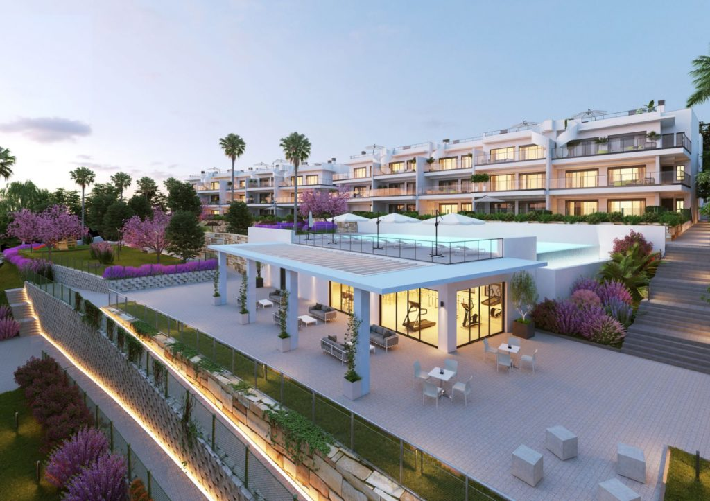 Manilva appartementen Sunrise Heights