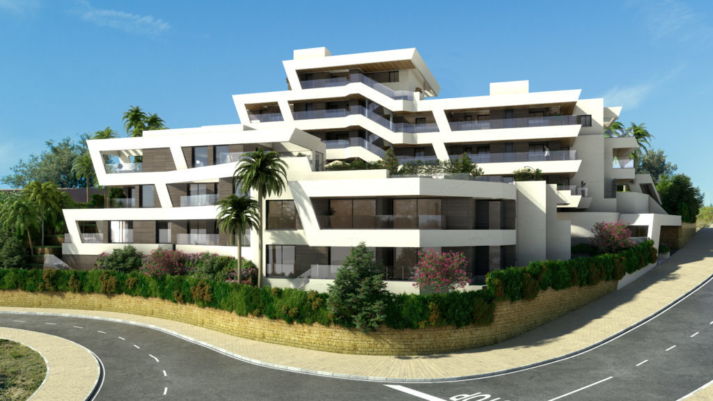 Marbella appartementen Orion