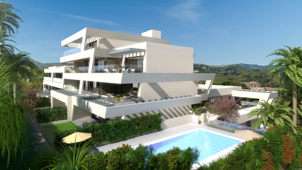 Marbella appartements Orion